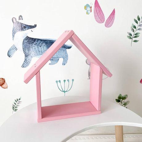 Полочка дизайн детская комната интерьер полка