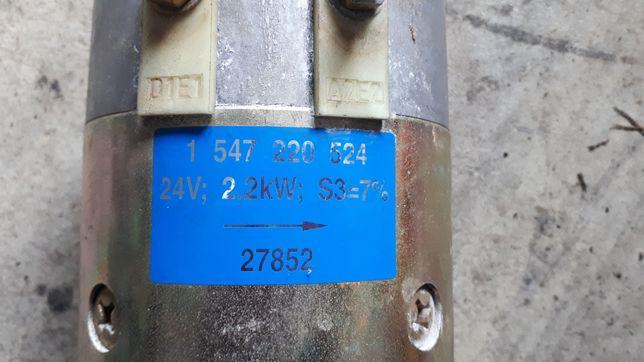 Silnik 2,2kw 24V -NOWY
