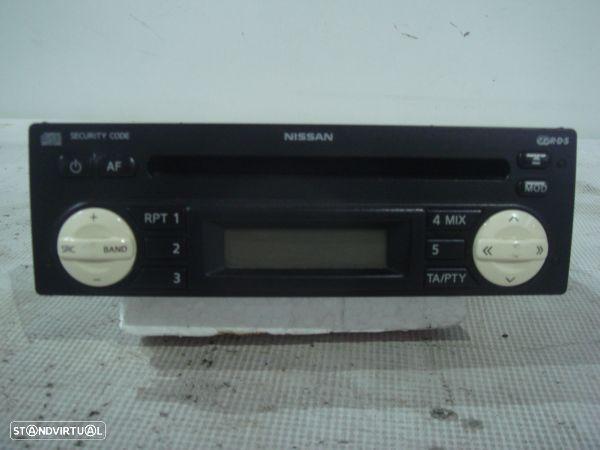 Auto-Radio Nissan Micra Iii (K12)