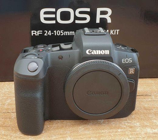 Canon EOS R (30.3MP) + Lentes + extras