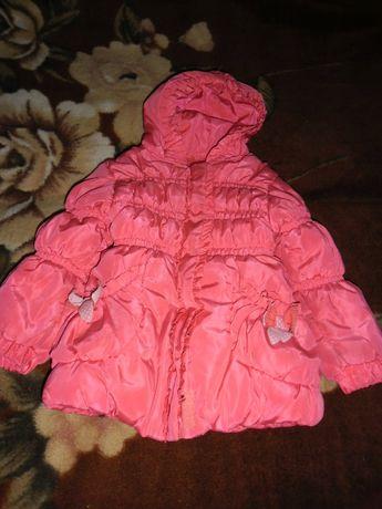 Весенняя курточка 3-5 лет