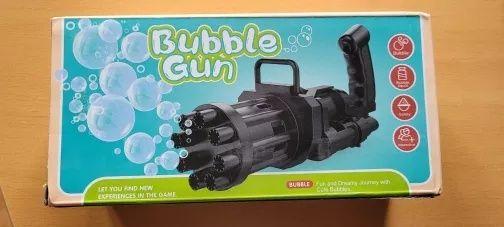 Игрушечный пистолет мыльные пузыри тренд 2021. 299 грн опт/ дроп