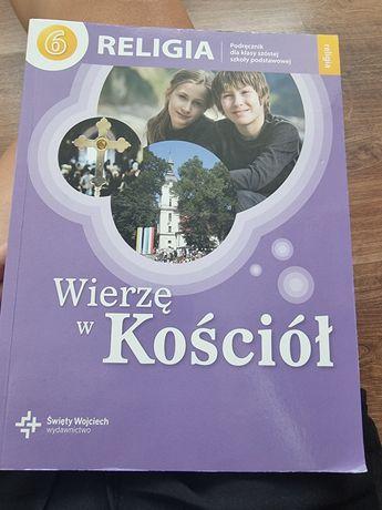 Podręcznik klasa 6 Religia