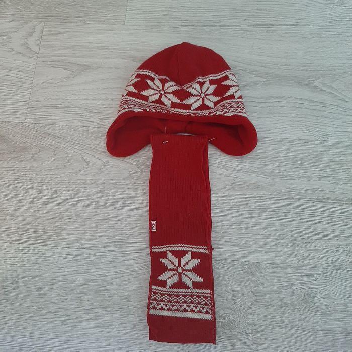 Czapka +szalik dla chłopca r 92/98 Nowogrodziec - image 1