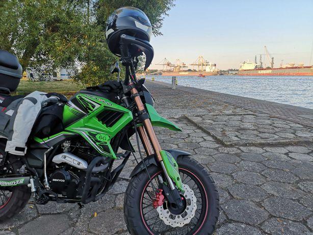 Sprzedam motocykl Benyco tekken 125