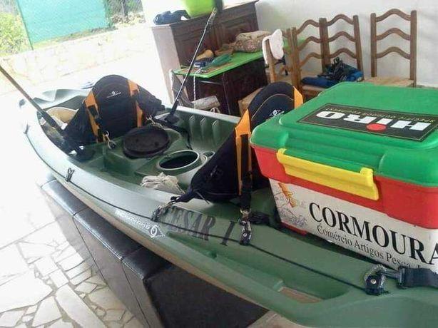 Kayak de Pesca Bic Trinidad 2 Lugares