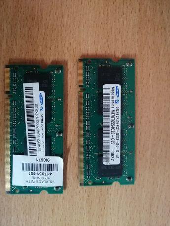 Vendo memórias RAM Samsung 512mb 2Rx 16-PC2-4200S