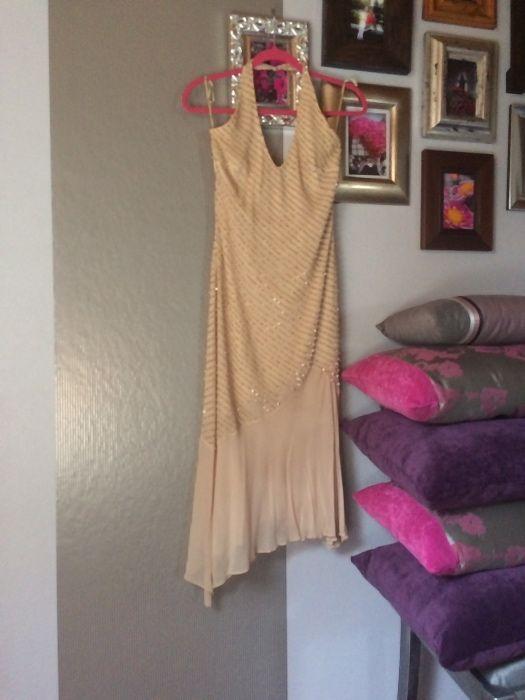 Vestido Cerimónia Mango Milagres - imagem 1