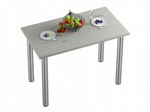 Stół stolik kuchenny do jadalni kuchni szary 70x50