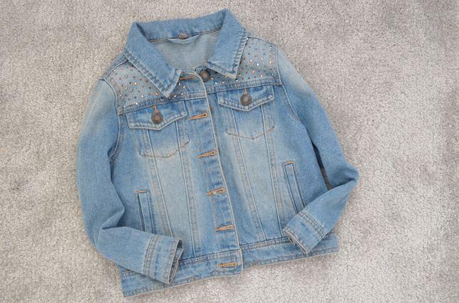 Куртка джинсовая H&M на девочку