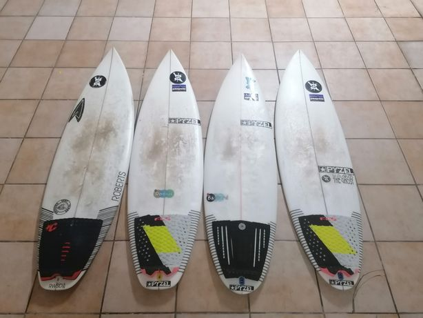 Pranchas de Surf (várias) grom 20 a 21 L