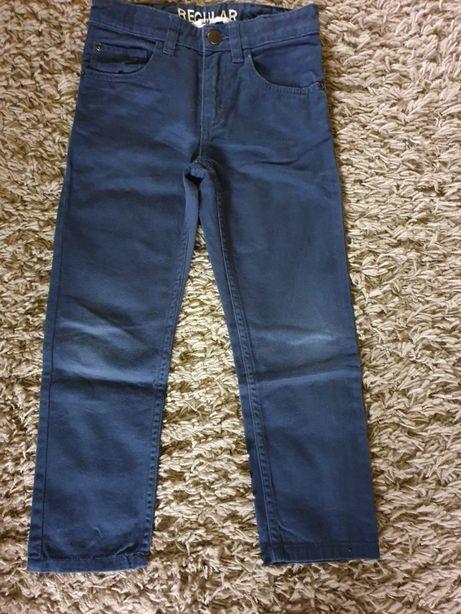 Spodnie jeansowe H&M rozm 116 dla chłopca w wieku 5-6 lat