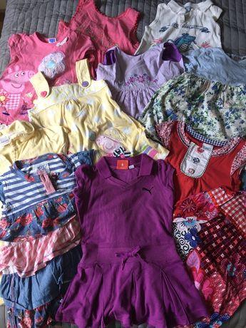 Sukienki dla dziewczynki 3 lata