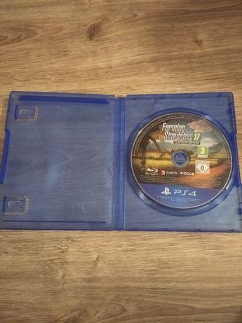 Gra PlayStation 4 FARMING SIMULATOR 17 PL PS4 Platinum Edition