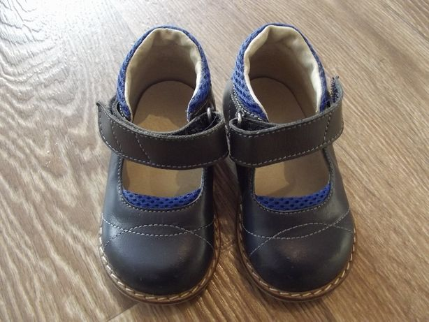 Туфли детские кожа 20 р ортопед.soft step