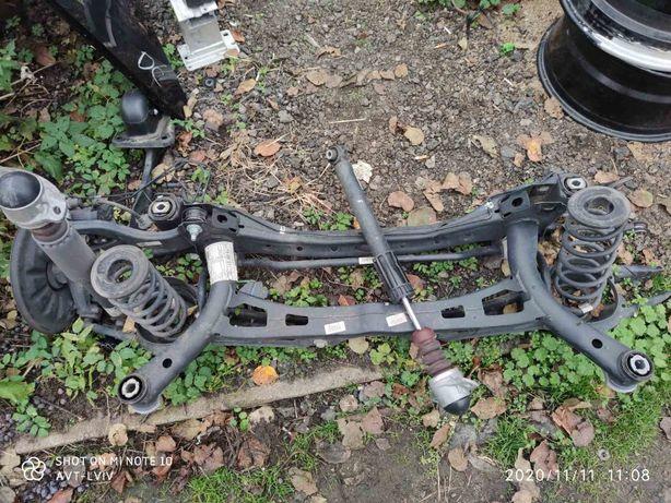 Audi A3 sedan балка рычаг ричаг супорт цапфа амортизатор 13-19р.р.