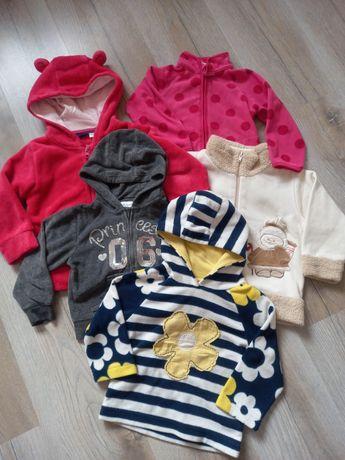 Polar bluza roz od 86 do 92 Lupilu HTD H&M Earlydays Next