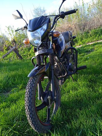 Продам мотоцикл SPARK 125