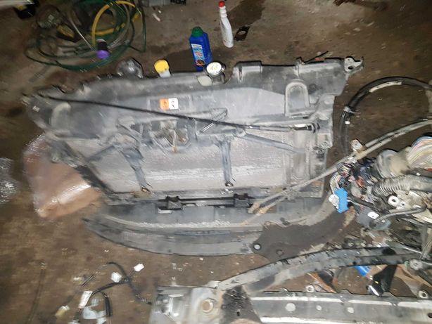 Комплект радиаторов телевизор Mazda  6 GH  2.0 2.2 2008-2012