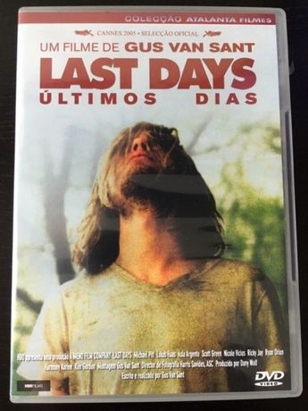DVD Filme Last Days