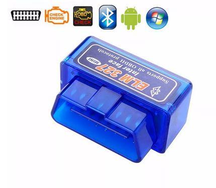 OBD2 Bluetooth сканер ELM327 mini V1.5 двухплатный, ориг. чип!