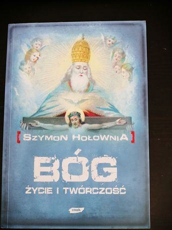 """Szymon Hołownia """"Bóg życie i twórczość"""""""