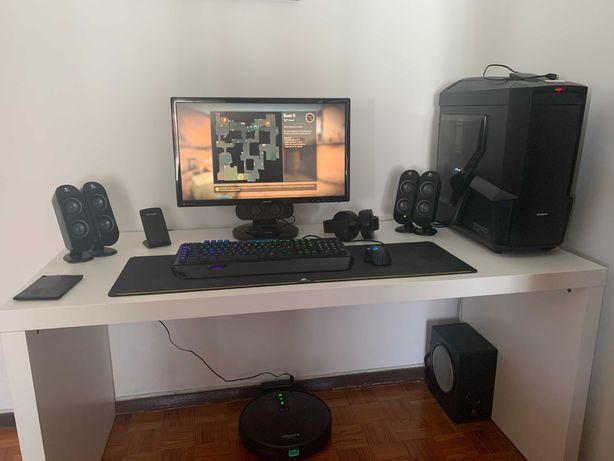 Gaming Desktop - Preço Fixo - Vendo por falta de uso