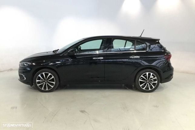 Fiat Tipo (Tipo 1.3 M-Jet Lounge)