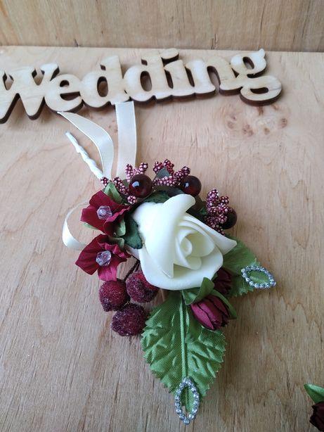 Бутоньєрка на весілля