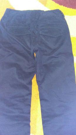 Spodnie granatowe dziewczęce