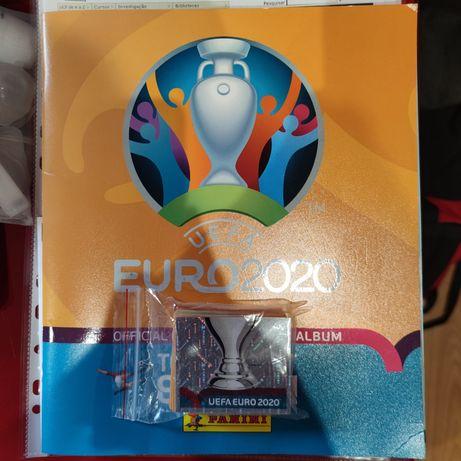 Cromos Panini Euro 2020