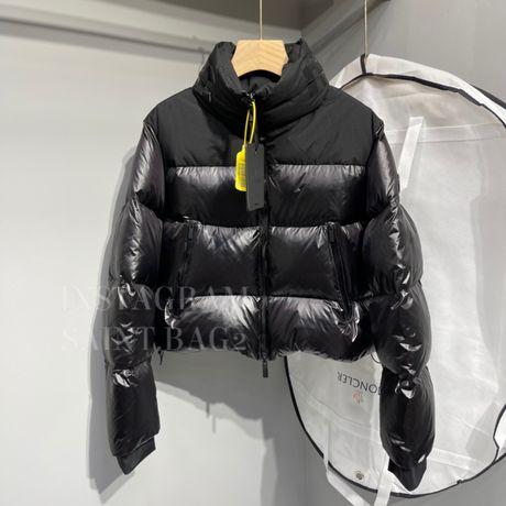 Пуховик куртка Монклер Moncler пух/перо оригинальная ткань
