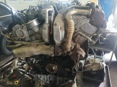 Silnik, części Jeep Grand Cherokee Wk 2 VM23D, 44D,66d exf, 3,0 diesel