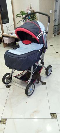 Детская коляска baby club
