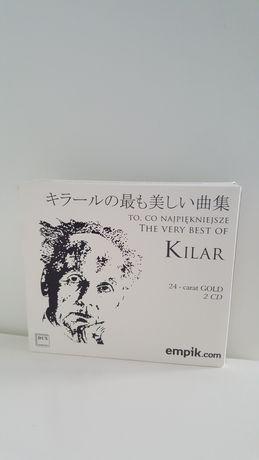 """płyty pt. """"The Very Best Of Kilar"""""""