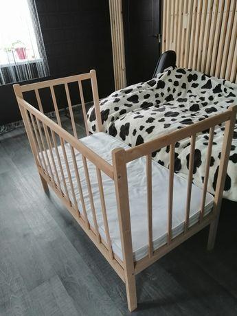 Продам кроватку с матрасом +подарок