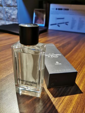Perfumy Abercrombie & Fitch 8, 50 ml