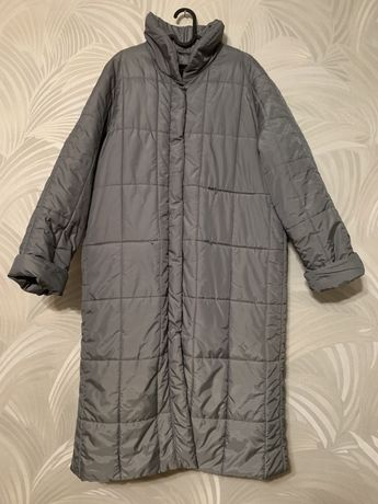 Пальто пуховик одеяло