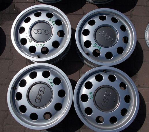 Felgi aluminiowe Audi 5x112 6Jx15 ET38 Nr.512
