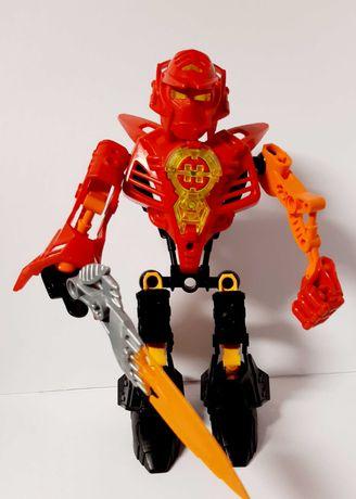 Робот Lego bionicle. Лего Бионикл, оригинал +детали