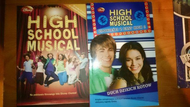 Książki dla dzieci High school musical