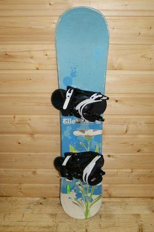 2040 Deska snowboardowa damska Nidecker 133 cm