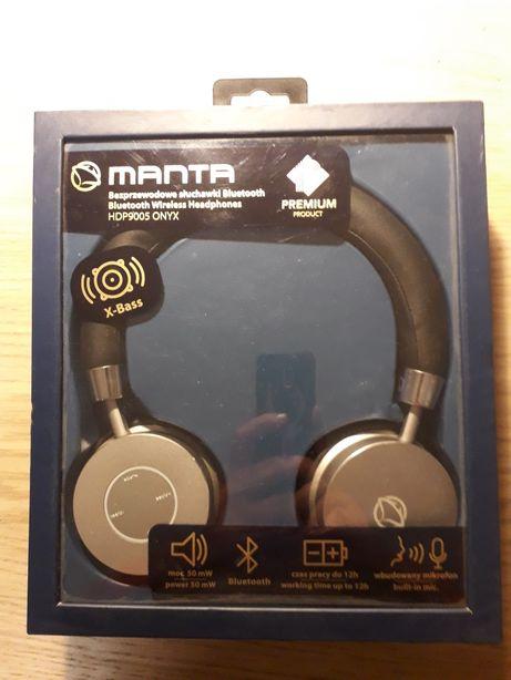 Słuchawki bezprzewodowe z mikrofonem