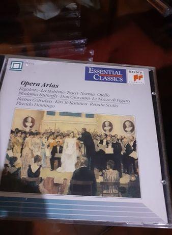 CD «Opera Arias»