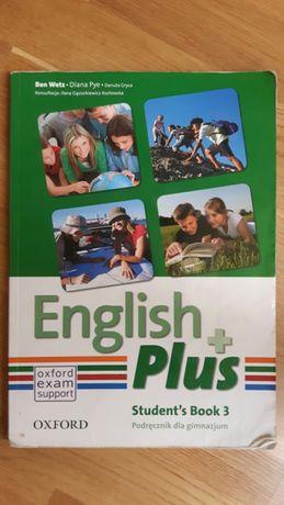 English plus 3 podręcznik i ćwiczenia
