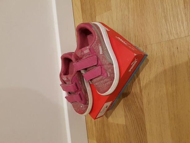 Buty , adidasy dziewczęce Puma