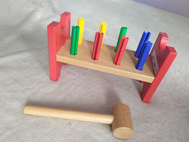 Zabawka drewniana
