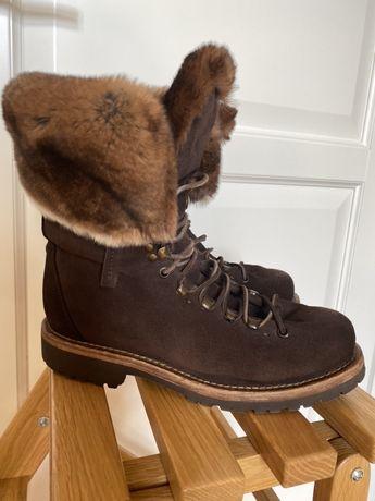 Ermanno Scervino ботинки, 38 размер