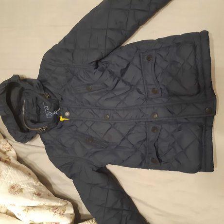 Детская стеганная куртка