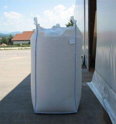 Nowy Worek Big Bag beg Wymiar 91/91/220 cm lej zasyp/wysyp 900 kg